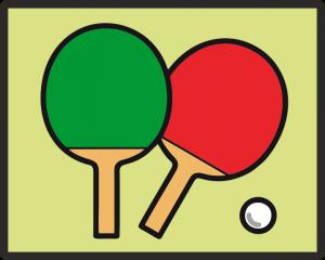 Tischtennis-Turnier der unterfränkischen Förderschulen